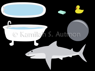 title: the tub art (animation in film/video/animation)