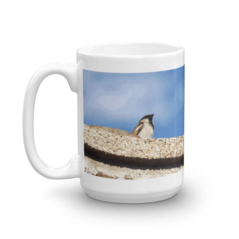 Chimney Top Dweller Mug by someartworker on Etsy