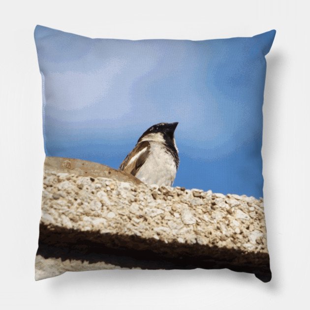 Chimney Top Dweller pillow by someartworker on TeePublic