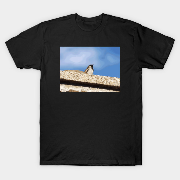 Chimney Top Dweller t-shirt by someartworker on TeePublic