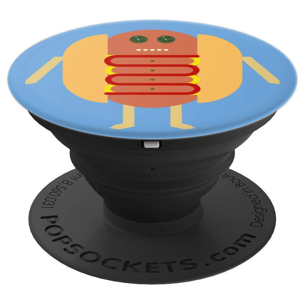 Stubby Lil Weenie Popsocket for Merch by Amazon by someartworker