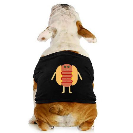Stubby Lil Weenie dog t-shirt on NeatoShop by someartworker